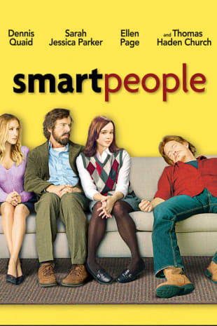 movie poster for Smart People