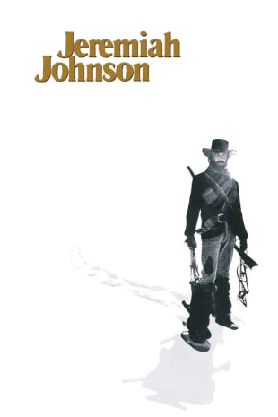 movie poster for Jeremiah Johnson