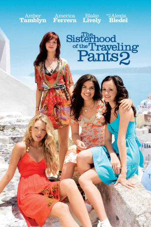 movie poster for Sisterhood Of The Traveling Pants 2
