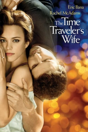 movie poster for The Time Traveler's Wife