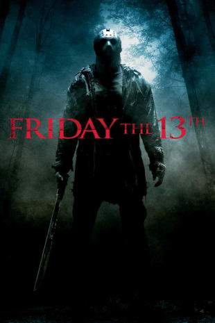 movie poster for Friday The 13th