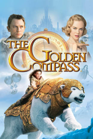 movie poster for The Golden Compass