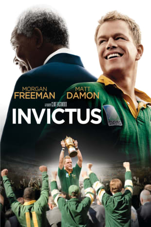 movie poster for Invictus