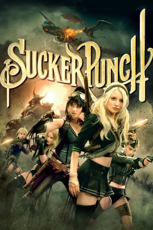 movie poster for Sucker Punch