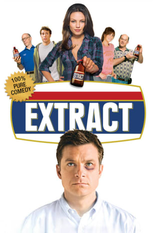movie poster for Extract