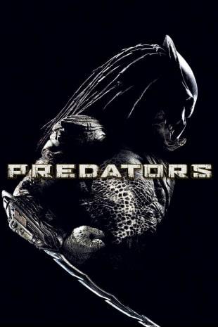 movie poster for Predators