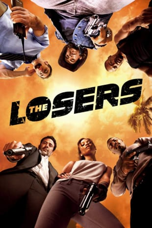 movie poster for The Losers (2010)