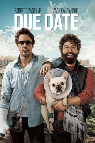 movie poster for Due Date