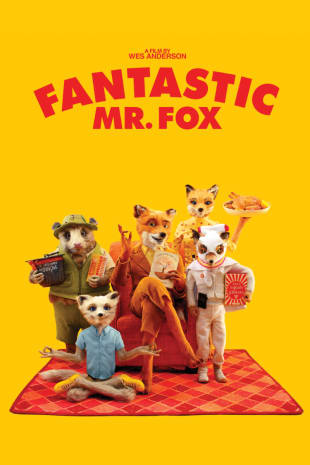 movie poster for Fantastic Mr. Fox
