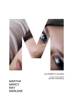 movie poster for Martha Marcy May..