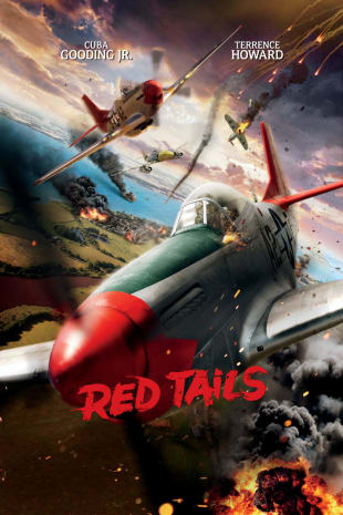 movie poster for Red Tails