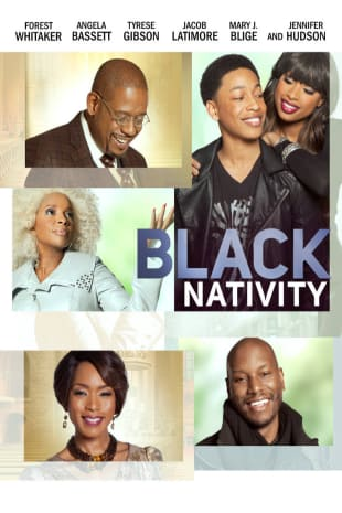 movie poster for Black Nativity