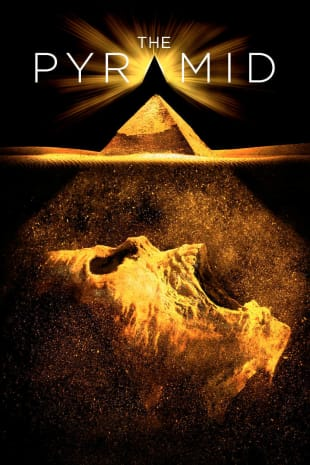 movie poster for The Pyramid