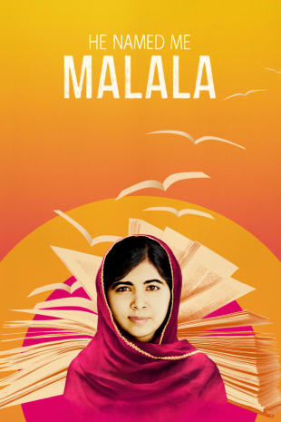 movie poster for He Named Me Malala
