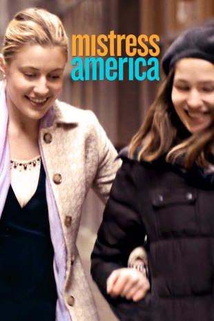 movie poster for Mistress America