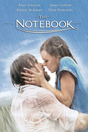 movie poster for The Notebook