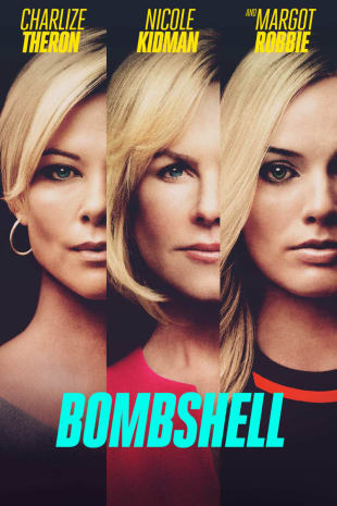 movie poster for Bombshell