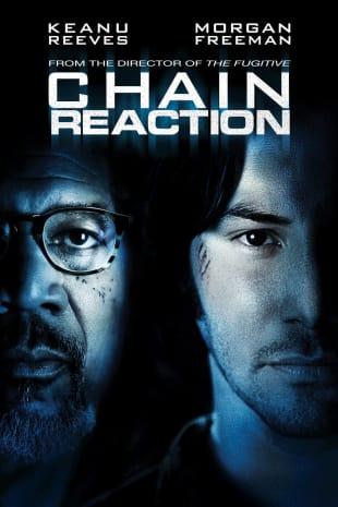 movie poster for Chain Reaction (1996)