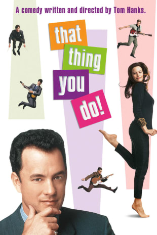 movie poster for That Thing You Do!