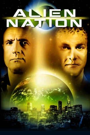 movie poster for Alien Nation