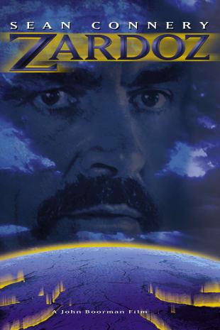 movie poster for Zardoz