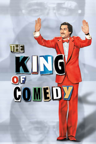 movie poster for King Of Comedy (1983)