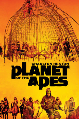 movie poster for Planet Of The Apes (1968)