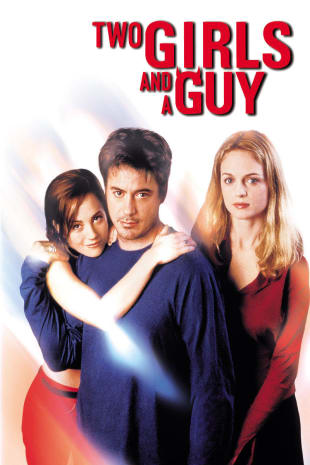 movie poster for Two Girls And A Guy