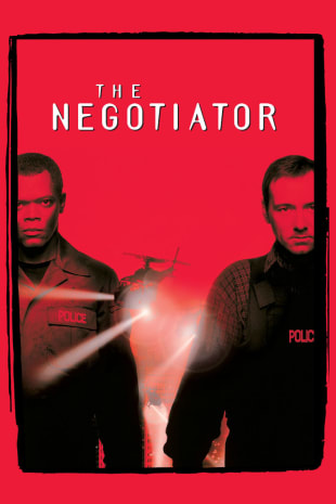 movie poster for The Negotiator