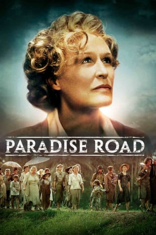 movie poster for Paradise Road (1997)