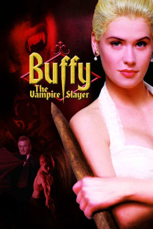 movie poster for Buffy The Vampire Slayer (1992)