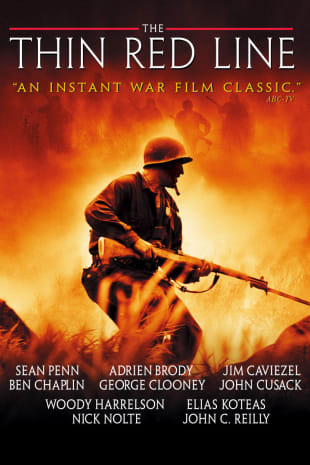 movie poster for The Thin Red Line (1998)