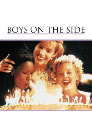 movie poster for Boys on the Side