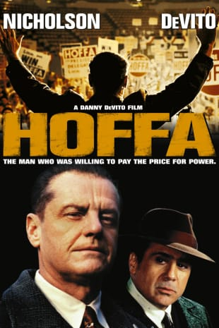 movie poster for Hoffa