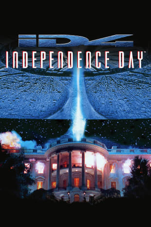 movie poster for Independence Day (1996)