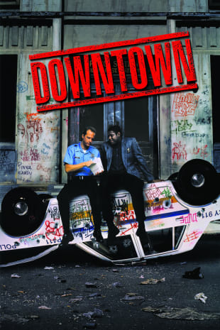 movie poster for Downtown (1990)