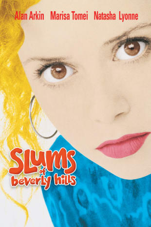 movie poster for Slums Of Beverly Hills