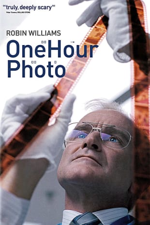 movie poster for One Hour Photo