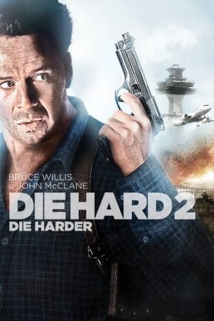 movie poster for Die Hard II: Die Harder