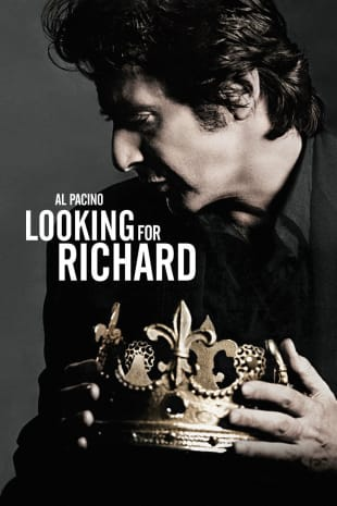 movie poster for Looking For Richard