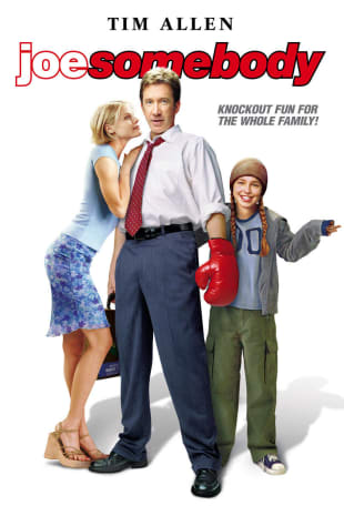 movie poster for Joe Somebody
