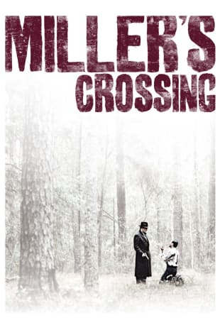 movie poster for Miller's Crossing