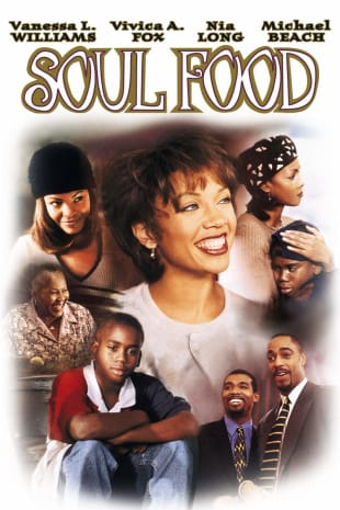 movie poster for Soul Food