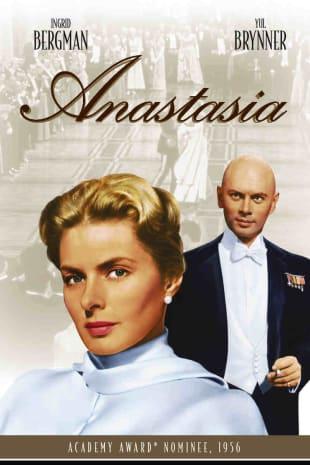 movie poster for Anastasia (1956)