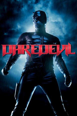 movie poster for Daredevil
