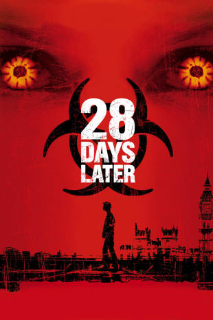 movie poster for 28 Days Later