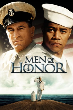 movie poster for Men Of Honor