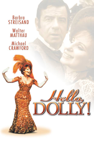 movie poster for Hello Dolly