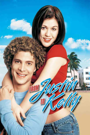 movie poster for From Justin to Kelly