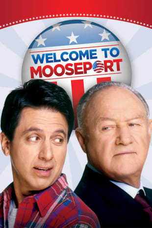 movie poster for Welcome To Mooseport